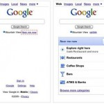Google launches local search for mobile