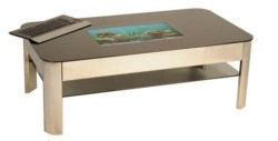 Retro-tech Platinum table: Great idea, insane price