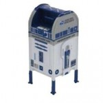 The R2-D2 mailbox has arrived