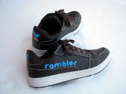 Rambler shoes Tweet with each step