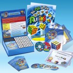 Rubik's Cube celebrates 30th birthday with special box set for education