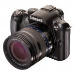Samsung unveils NX10 digital camera