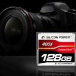 Silicon Power launches 128GB 400x CF card