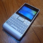 First leaked pictures of Sony Ericsson Faith