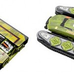Hot Wheels Stealth Rides RC Cars fold up, are credit card sized
