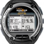 Timex Ironman Global Trainer watch with GPS