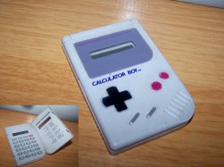 Calculator Boy: A backwards mod