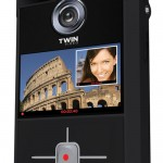 Ion Twin Video camcorder records two ways at once
