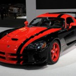 Dodge Viper ACR 1:33 debuts in Detroit