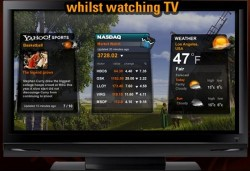 Oregan launches Widget Store for TVs
