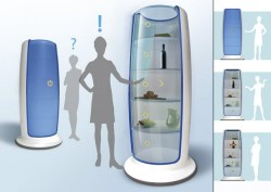 Window Fridge lets you decide before opening