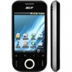 Acer beTouch E110 passes the FCC