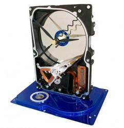 Win a Teco Art hard drive clock
