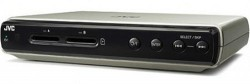 JVC SD Card-based HD player