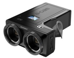 Ikonoskop A-cam3D shoots 1080p RAW video in stereo