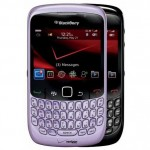 BlackBerry Curve 8530 now available in Violet