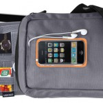 Cocoon Innovations offers iPad compatible messenger bag