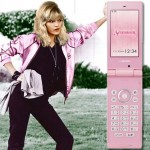 NTT Docomo and Seventeen magazine announce yet another pink phone