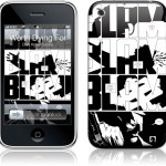 Frank Miller GelaSkins iPhone cases and laptop skins