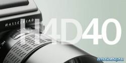 Hasselblad H4D-40 DSLR camera