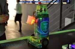 Heineken robot serves you a cold one
