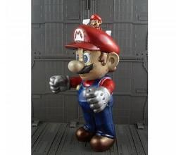 Look out Bowser, Mario drives a Mario Mech