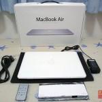 MacBook Air clone includes a clone box