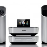 Philips ups the style of home stereos with SoundSphere