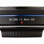 Samsung launches five new lenses for the Samsung NX10