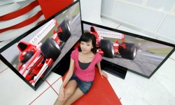 LG introduces Skinny Frame PDP TVs