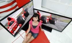 LG introduces Skinny Frame PDP TVs