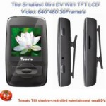 Tomato T99 Mini DVR, MP4 Player