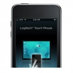 Logitech Touch Mouse for iPod touch and iPhone