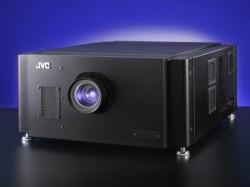 JVC's DLA-SH7NL, a $15,000 projector