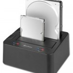 Sharkoon launches SATA QuickPort Duo USB 3.0 docking station