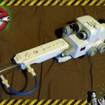 Custom Ghostbusters Wiimote Proton Pack Mod