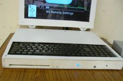 Wii laptop casemod