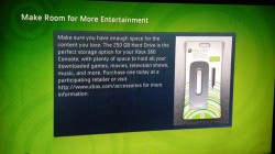 250GB Xbox HDD available in America today, $130