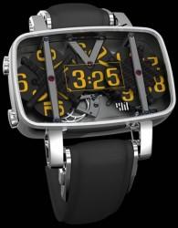 4N watch looks crazy