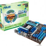 AMD 890GX packin' Asus M4A89GTD PRO mainboard launches