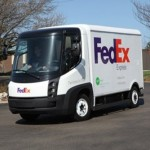 FedEx rolls out electric trucks