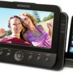 Kenwood AS-iP70 Digital Photo Frame with iPhone dock