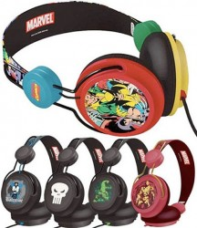 Marvel Coloud Headphones