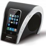 Panasonic SC-SP100 iPod speaker