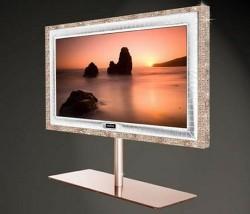 PrestigeHD Supreme Rose: World's most expensive television for $2.25 million
