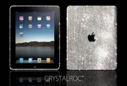 Swarovski iPad, an affordable alternative to the diamond model