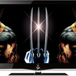 Marvel Comics licenses line of Superhero-branded LCD/LED HDTVs