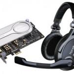 Asus Xonar Xense Soundcard with Sennheiser PC350 Headset