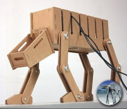 DIY AT-AT Cable Tidy