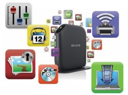 New Belkin Routers now have apps included